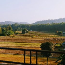 Corbett Panorama Resort - Panoramic views